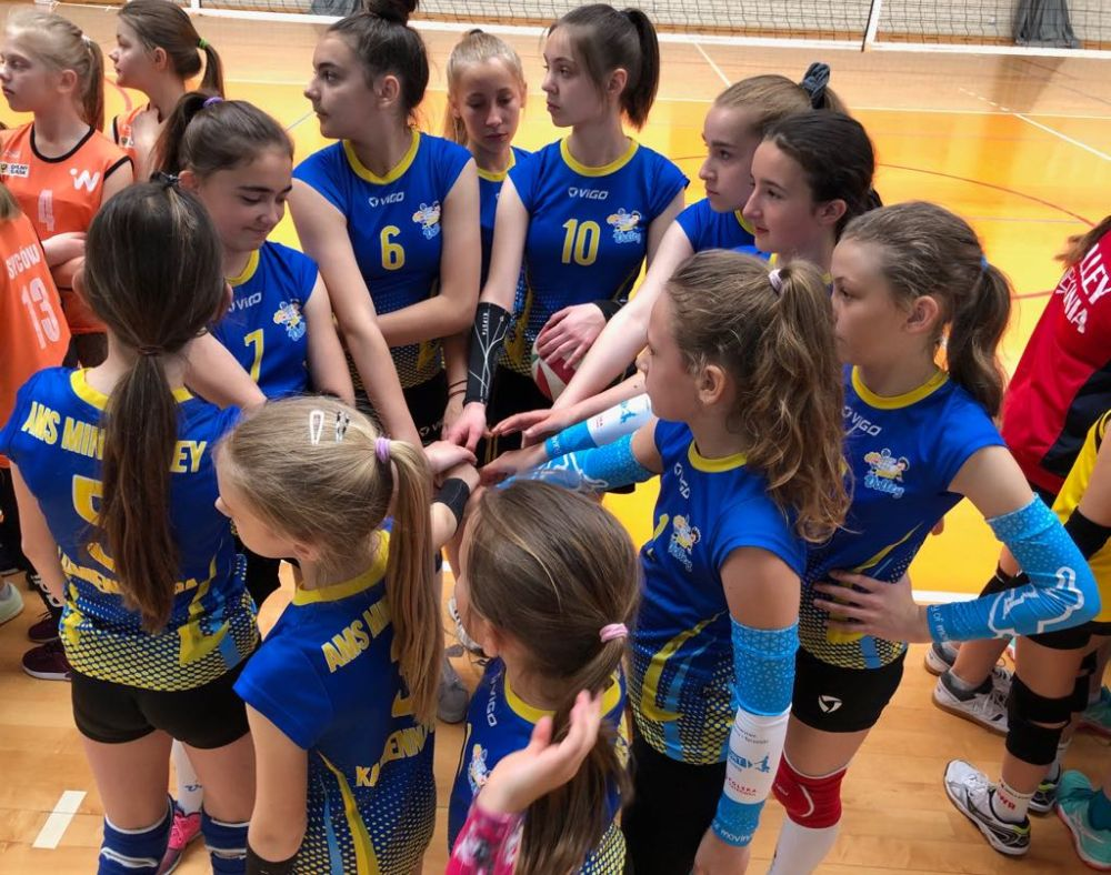 fot. AMS Mini Volley